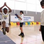 Sporthall Athletics County Final - Secondary