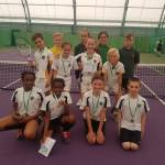 Roydon secure Year 5/6 Tennis title