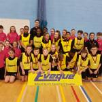 Church Langley dominate the Indoor athletics