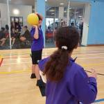 Dodgeball Qualifiers a HIt - Ouch!