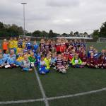 Girls 3/4 Football a GREAT Success!