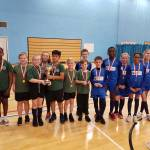 Cooks Spinney win thrilling Dodgeball Finals
