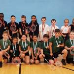 Cooks Spinney take both Badminton titles