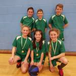 Nazeing retain Basketball Trophy