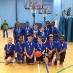 Katherines triumph in Basketball Finals