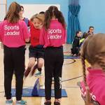 Secondary Sportshall event success