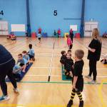KS1 shine at Indoor Sportshall Festival