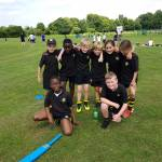 Years 3 and 4 Kwik Cricket Fun in the Sun
