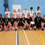 Little Parndon narrowly win Dodgeball crown