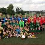 Church Langley take Coxhead trophy