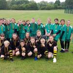 Church Langley & Nazeing share Rounders award