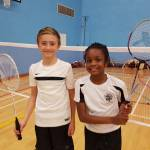 Badminton Festival HUGE success