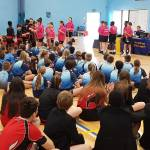 St Marks dominate Secondary Sportshall Event