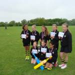 Harlow SSP Girls Kwik Cricket 2013