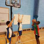 Basketball Qualifiers Run Smoothly