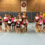 Gymnastic success for St Nicholas & Jerounds