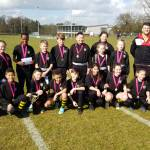 Church Langley take Tag-Rugby trophy