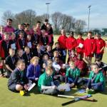 Church Langley - runners-up in County Hockey