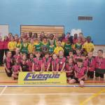 Church Langley dominate Sportshall Athletics