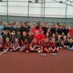 Pear Tree Mead triumph in 3/4 Tennis Festival