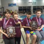Regional Swimming success for Churchgate