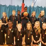 Milwards triumph in Basketball Finals