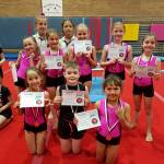 St Nicholas triumph in Key Steps Gymnastics