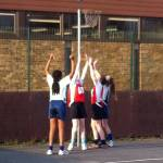 Netball Festival success for Years 3 and 4