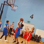 Basketball Qualifier success at Mark Hall