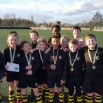 Church Langley through to County Hockey Final