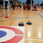 Boccia and Curling event a HUGE success
