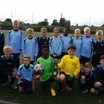 St Lukes/Henry Moore share Football spoils