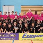 Church Langley retain Indoor Athletics Trophy