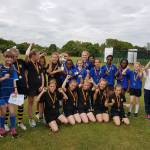St Albans & Church Langley share Cricket Cup