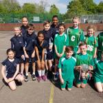 Nazeing retain Netball Trophy for second year
