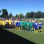Church Langley take 50th Anniversary Cup