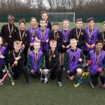 Thrilling Final Sees Hockey Trophy Shared