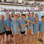 Henry Moore dominates swiming gala