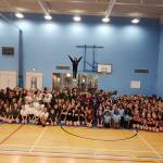 Cheerleading success for Harlow Schools