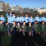 St Lukes triumph in the mini-Hockey