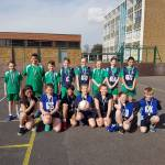 Henry Moore win exciting Netball finals